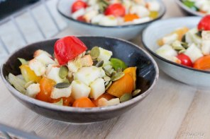 tomaat mozzarella hapje