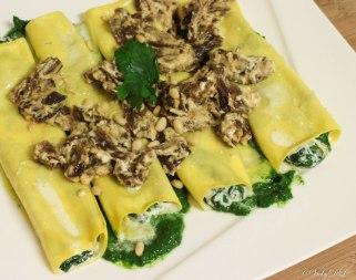 cannelloni van spinazie
