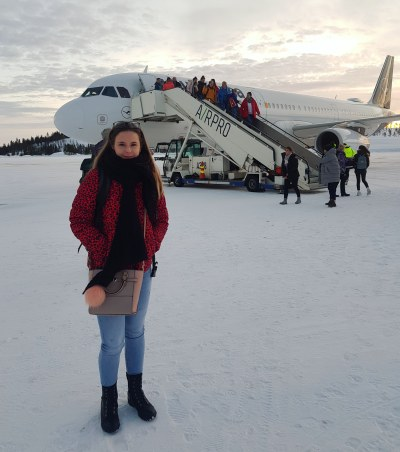 Lapland Lufthansa